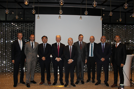 European Chamber Members Elect Mats Harborn President and Select a New Executive Committee